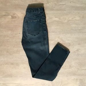 Forever 21 High-Rise Skinny Jeans